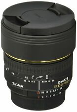 Sigma 15mm f2.8 DG Diagonal Fisheye Lens For Canon EOS (UK Stock) BNIB