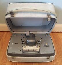 Vintage Nizo Visacustic 8mm Film Projector, Made In Germany, Untested, As Is