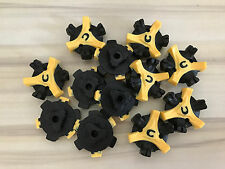 28x Golf Softspikes Champ Stinger Spikes Pulsar Fast Twist Q-Lok For Footjoy New