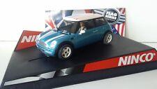 """SCX Scalextric Slot Ninco 50302 Mini Cooper """"Stars&Stripes"""""""