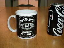 JACK DANIEL'S - TENNESSEE WHISKEY, Ceramic Coffee Cup / Mug, Vintage