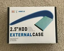 """PAIR of IDE 2.5"""" HDD External Cases (Brand New!!!)"""