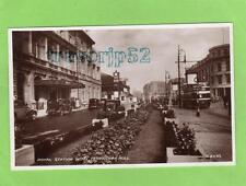 Royal Station Hotel Ferensway Hull RP pc used 1938 Valentines Ref B651