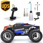 1:10 Nitro Gas 4wd RC Car Two Speed Off Road High Speed Racing Monster Truck US