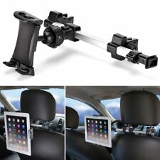 Car Backseat Headrest Adjustable Tablet iPad Extension Mount Holder Kids Play