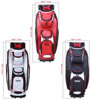 EG Eagole 14 Way Full Length Divider,10 Pockets (1 beverage cool)Golf Cart Bag