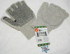 Kinco 5210 Alyeska Ragg Wool Work Glove Fingerless Convertible Mitten Magnetic L