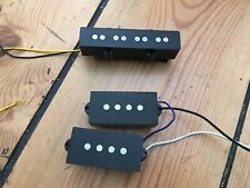Squier Standard Series Precision Jazz PJ Bass Guitar Bridge & Neck Pickups