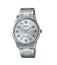 Casio MTP-V001D-7B Silver Stainless Watch for Men