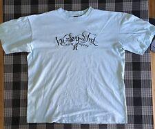Hurley tshirt shirt XL brodé embroidered surf skate vintage