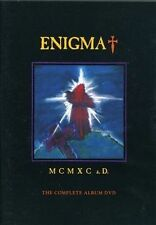 MCMXC A.D.: The Complete Album DVD by Enigma (DVD) RARE - FREE POST