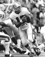 1974 Miami Dolphins BOB GRIESE Glossy 8x10 Photo NFL Football Print Poster