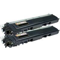 2 X TN-210 Black Toner for Brother HL-3040CN HL-3045CN HL-3070CW HL-3075CW TN210