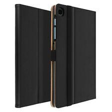 Funda Samsung Galaxy Tab S6 Lite Cartera Cierre y F.Soporte - Negro