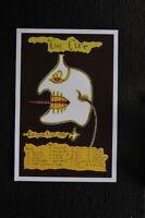 92978 The Cure 1984 European Tour Decor LAMINATED POSTER FR