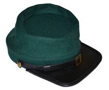 American Civil War Union Green Berdans Sharpshooters Kepi Cap Large 58/59cms