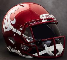 WASHINGTON STATE COUGARS Gameday REPLICA Football Helmet w/ OAKLEY Eye Shield