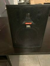 Used Jbl Control 25 Indoor/Outdoor Speaker - Black
