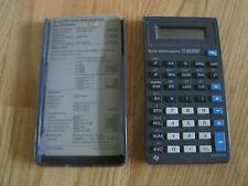 TI30 Stat Calculator Retro