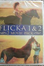 *NEW*  Flicka / Flicka 2 (DVD, 2-Disc Set) . FREE UK P+P .......................