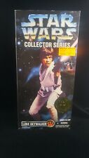 "Luke SKYWALKER 12"" 1/6 Vintage 1996 MIB Kenner STAR WARs Collector Series 1st vr"