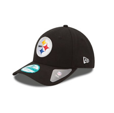 New era 9FORTY NFL Pittsburgh Steelers Bracelet la Ligue Courbé Pic Baseball Cap