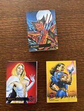 1995 Fleer Ultra Marvel X-Men Trading Cards COMPLETE BASE SET, #1-150 - NM/M!