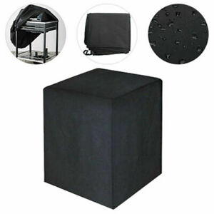 Square BBQ Grill Cover Heavy Duty Waterproof Outdoor Garden Barbecue Protector