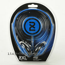 Skullcandy 2XL Wage Light weight Headphone with Full Suspension (Blue) NEW