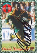 Brisbane Broncos 1995 Season NRL & Rugby League Trading Cards