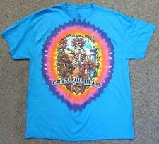 ad5398c7c Grateful Dead - Liquid Blue Tye Die Blue T Shirt NEW Men s XL MBLBGD369 NEW