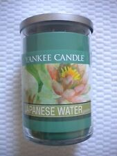 New Yankee Candle 22 ounce oz JAPANESE WATER GARDEN Large Tumbler Candle