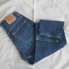 Levis Jeans 533 Herren W33 L32 Blau Gerades Bein Männerhose