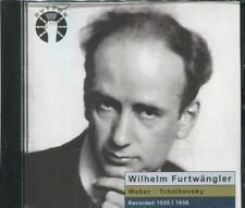 Wilhelm Furtwangler conducts Weber & Tchaikovsky (CD, Apr-2012, Dutton...