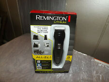 New Remington Lithium All-in-1 Mens Grooming Kit 8 pc