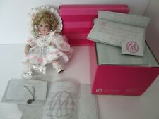 """""""MARY SUNSHINE"""" PORCELAIN TINY TOT HAND NUMBERED DOLL BY MARIE OSMOND"""