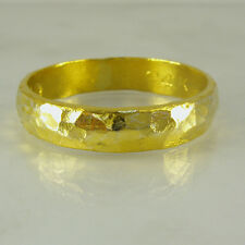 Wedding band,Pure gold wedding ring,men wedding ring,Women wedding band,24K GOLD