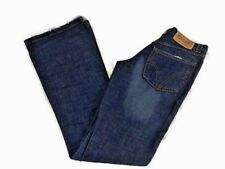 DOLCE & GABBANA DESIGNER JEANS Womens Size 24 X 33 Boot Cut Med Wash ITALY
