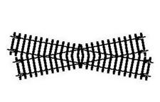 R615 Hornby RH Right Hand Diamond Crossing 168mm x 181mm OO Gauge Track
