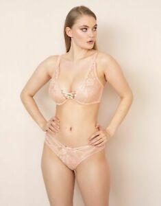 Essie Lingerie Set - Agent Provocateur nude BNWT – various sizes