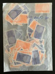 1970 Andorra französische Post; 100 Serien Europa, ***/MNH, ME 2000,-