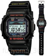 NEW CASIO G-SHOCK G-LIDE GWX-5600-1JF Solar power Radio Watch Free/S from Japan