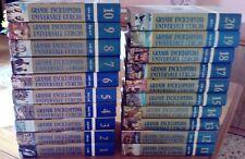 GRANDE ENCICLOPEDIA UNIVERSALE CURCIO EDITORE 20 volumi