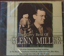 Rare Very Best of Glenn Miller Hits Rarities 20 Tracks CD Made in England Sealed