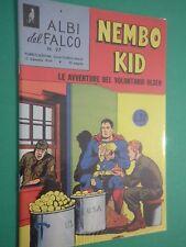 CY   ALBI DEL FALCO NEMBO KID (Superman) N. 97 Ristampa Anastatica