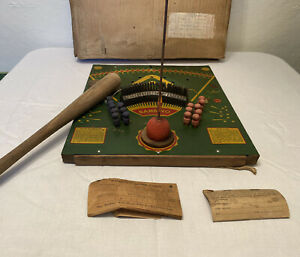 RARE ANTIQUE BAMBINO (BABE RUTH) BASEBALL GAME CHICAGO WORLD'S FAIR 1933