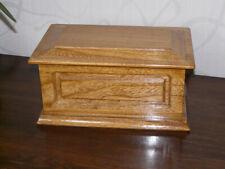 COMPTON Wooden Ashes Casket