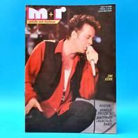 DDR Melodie und Rhythmus 9/1989 Country Simple Minds Tom Jones Tanita Tikaram 6