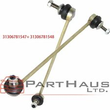 Stabilizer Sway Bar Link Assembly Front Pair Set of 2 for BMW 5 Series E60