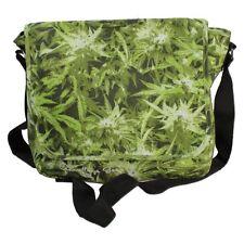 Laptop Bag Canouflage Gear - Camouflage Cannabis Weed, Hemp Field